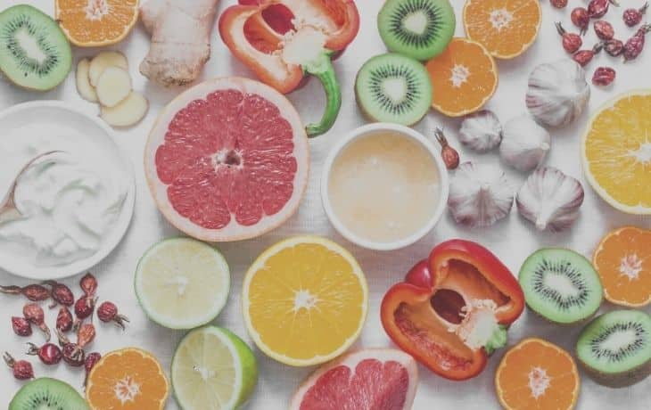 Plant Based Diet Immunity Boosting Nutrients