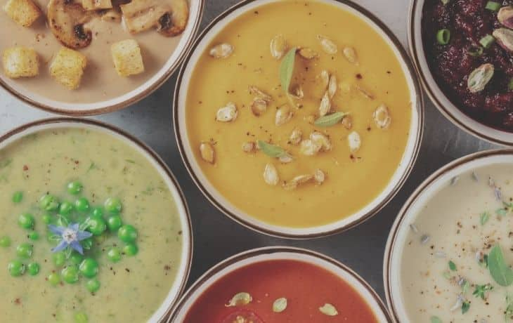 Soup Taste Variety